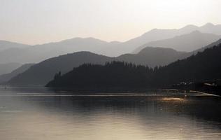 collines du lac photo