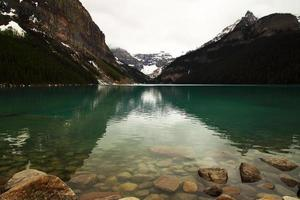 lac louise, alberta photo