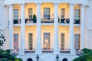 la maison blanche à washington dc photo