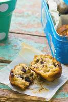 muffins à la banane photo