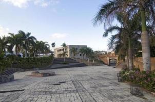 alcazar de colon, république dominicaine.