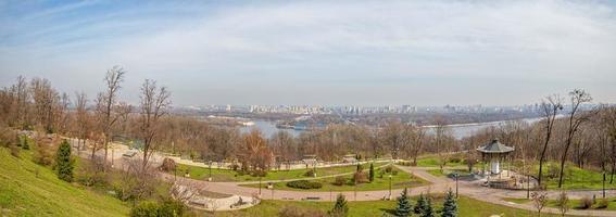 kiev - panorama photo