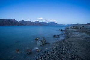 lac de pangong photo