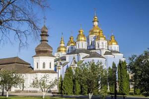 matin de début d'été à kiev photo