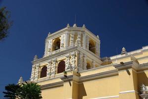église à antigua, guatemala