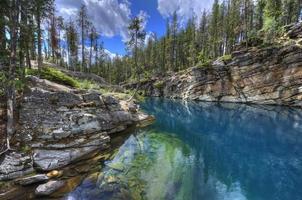 montagnes Rocheuses, colombie britannique, canada. photo
