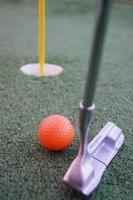 trou de golf