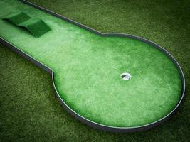 mini golf