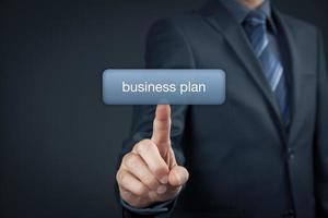plan d'affaires photo