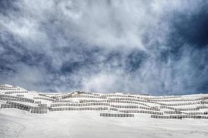 barrière d'avalanche photo