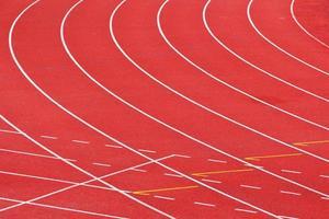piste pour le sport photo
