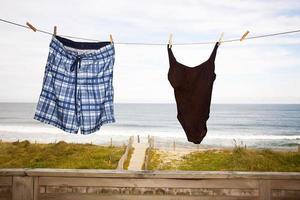 concept de vacances à la plage photo