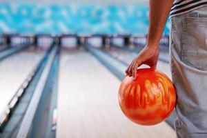 boule de bowling photo