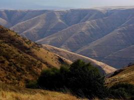 canyons de l'état de washington photo