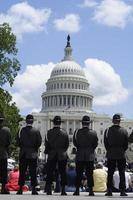 garde d'honneur à la capitale photo