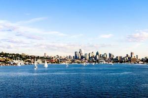 Skyline de Seattle photo