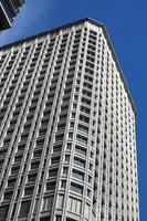 bâtiment de gratte-ciel photo