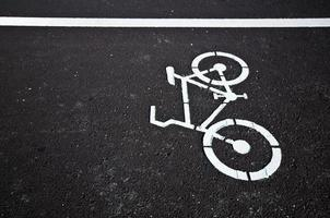 piste cyclable photo