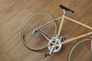 vélo de route vintage photo