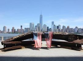 tour de la liberté, world trade center, new york photo