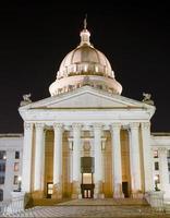 bâtiment de la capitale de l'Oklahoma