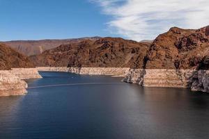 barrage Hoover en amont photo
