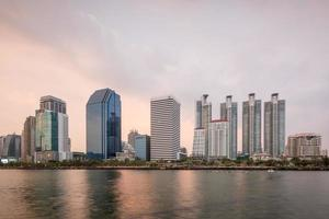 gratte-ciel de Bangkok