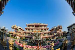 sanctuaire nanja, bangkok photo