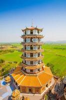 Bouddha d'architecture asiatique photo
