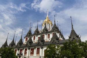 temple de fer bangkok photo