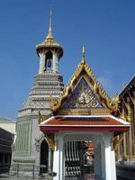 wat phra kaeo, bangkok photo