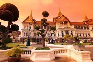 thaïlande bangkok roi palais