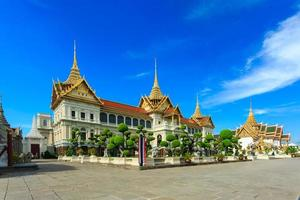 grand palais bangkok, thailland photo