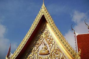 temple thaïlandais photo