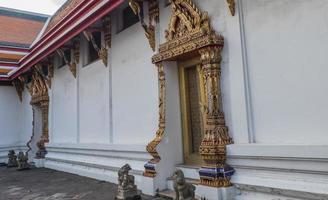 Wat Pho Temple Bangkok Thaïlande
