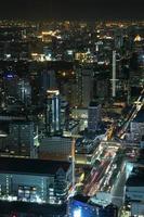nuit de Bangkok