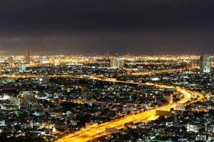 Skyline de Bangkok photo
