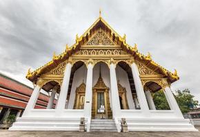 wat phra kaeo, temple du bouddha d'émeraude photo