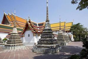 l'architecture de bangkok photo
