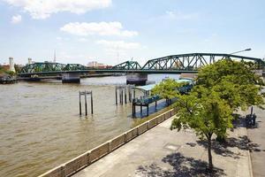 pont commémoratif photo