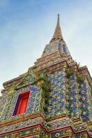 wat pho à bangkok photo