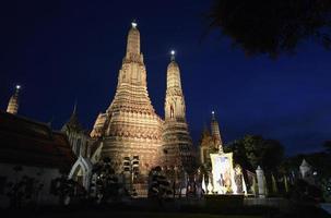 thaïlande bangkok wat arun photo