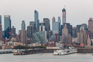 Skyline de Manhattan photo