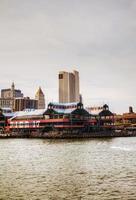 paysage urbain de la ville de new york photo