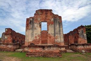 wat phra si sanphet ayutthaya thailande