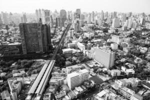 toit de l'hôtel marriot bangkok photo