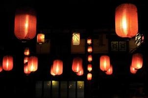 lanternes chinoises photo