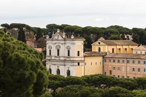 Rome historique photo