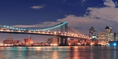 pont de manhattan photo