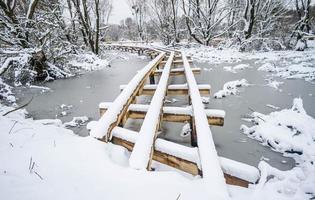 construction de ponts photo